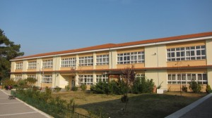 Το σχολείο Σήμερα (κυρίως κτήριο)
