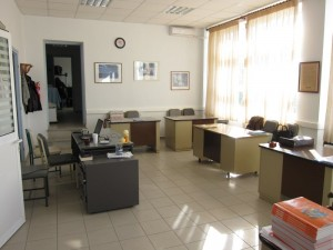 Γραφείο καθηγητών